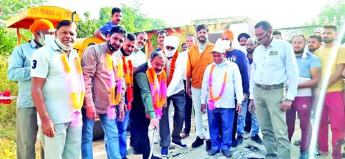 Every hamlet would get road connectivity: Randhawa
