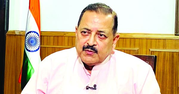 J&K Land reforms being opposed by disgruntled elements: Dr Jitendra