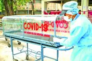 One COVID death, 79 new cases in J&K