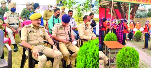 Police Band show organised at HSS Udhampur