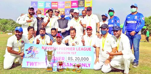 SBCC clinches Navreh Premier League  trophy by defeating RSCC