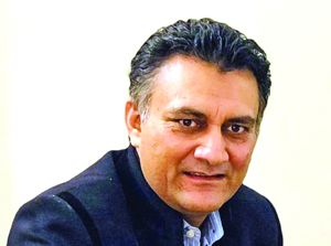 Rakesh Wazir appointed Mentor PHD Chamber for Jammu region