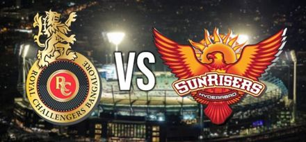 RCB eye win over confident SRH to secure Play-off berth