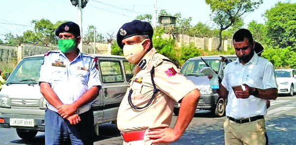 SSP reviews traffic management in winter capital