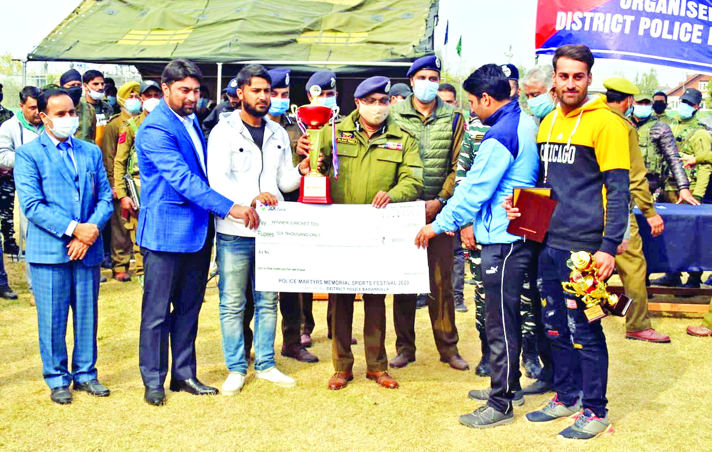 JKP expects positive role of every individual in realising peaceful J&K: DGP