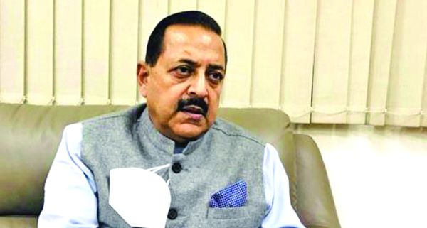 NC, PDP bemoaning Jammu's misery for which they themselves responsible: Dr Jitendra