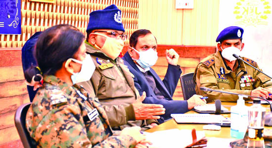 Terrorists may try to disrupt DDC polls, need to be more vigilant: DGP