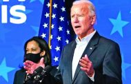 Biden calls for an end to 'grim era of demonisation'