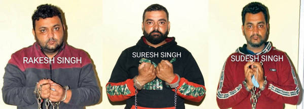 Two brothers among 3 held for duping people with promise of Govt jobs