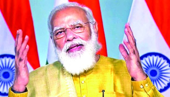 Agri reforms will connect farmers directly to market, send middlemen out of system: PM
