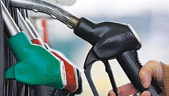 Petrol price up 17 paise, diesel 22 paise