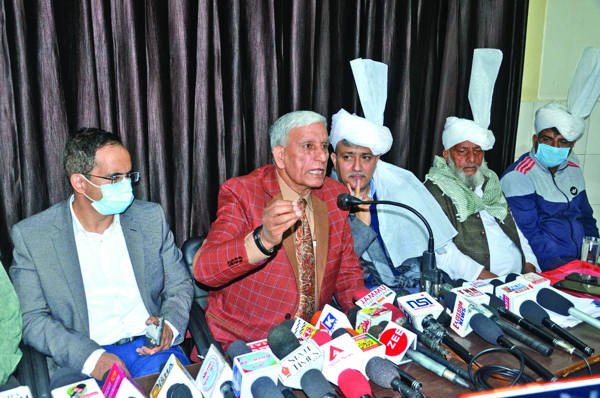 Deliberate attempts on to vitiate peaceful atmosphere in Jammu region: Muslim activists