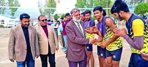 Haicans to face Dodaj Club in Rajouri Volleyball final