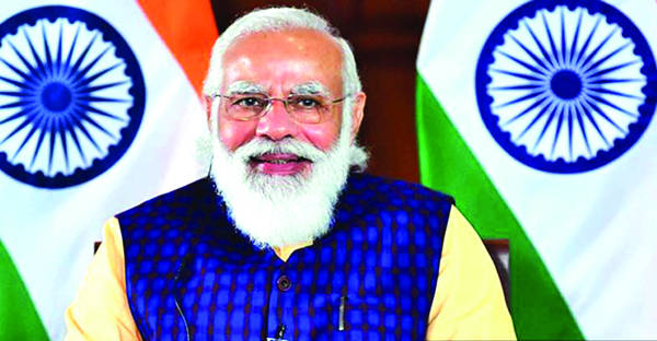 Substitute foreign products with Made in India items: Modi