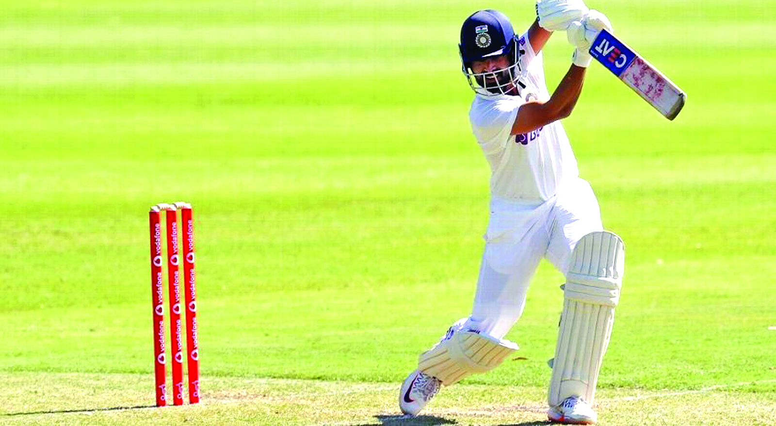 First warm-up ton-up Rahane, Pujara take India A to 237-8 against Australia A on day 1