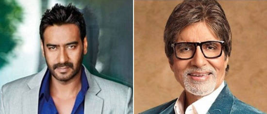 Ajay Devgn's next directorial 'Mayday' goes on floors in Hyderabad, to release in 2022