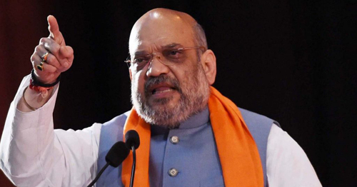 No corporate can snatch away farmers' land till Modi is PM: Amit Shah