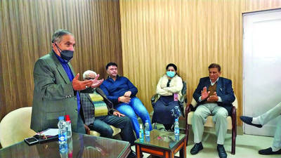People embracing Apni Party in both regions with hope & aspirations: Mir