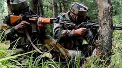 Gunfight breaks out during search operation in Poonch