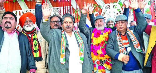 Only Congress can fight arbitrary style of functioning of BJP Govt: Bhalla