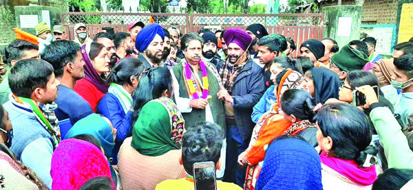BJP responsible for hardships, anti-people decisions in J&K: Bhalla