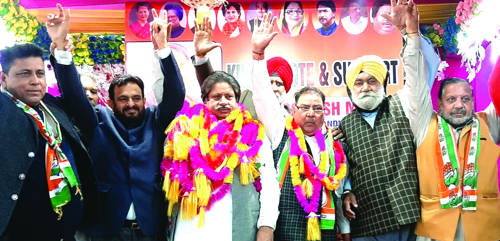 BJP deprived people of their basic rights amidst crisis: Bhalla
