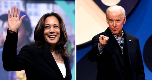 US President-elect Biden, VP-elect Kamala Harris named TIME '2020 Person of the Year'