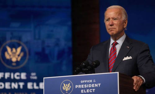 'Time to turn the page', says Biden after Electoral College confirms his win over Trump in US election
