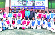 DYSS Poonch conducts Taekwondo trials for girls