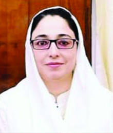 Dr Darakhshan receives 'Humanitarian Excellence Award 2020' in Social Service category