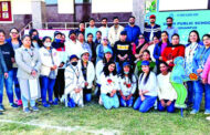 DPS Udhampur organises Fitness Day