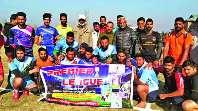 Abdullah Agro & Traders, Bless Foundation Clubs win in volleyball