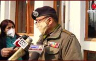 Enemy of peace are getting neutralised; huge participation of people in DDC polls shows sense of fear has come down: DGP Dilbag Singh