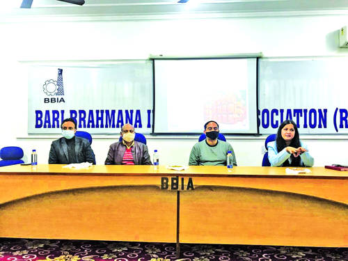 Food Safety Training & Certification programme held at BBIA