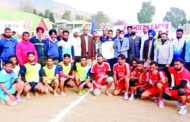 Poonch teams qualify for Division Level Championship
