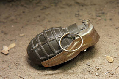Grenade attack on CRPF camp in Srinagar