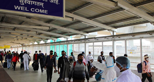 Efforts on to locate 602 people who came to Goa from UK, UAE