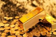 Gold down Rs 123, silver falls Rs 206