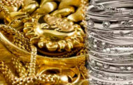 Gold gains Rs 110; silver climbs Rs 324