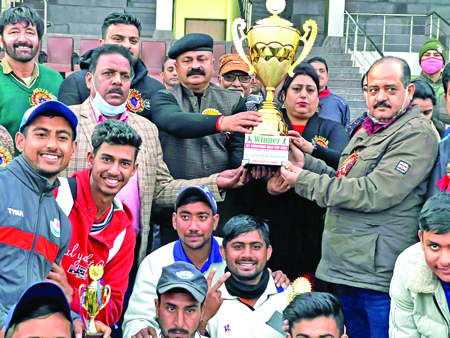 Govt committed to provide best facilities to budding sporting talents: Sethi