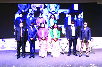 Stimulating Governance Sessions held on 2nd day of 48th National Convention