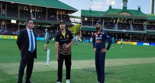 India win toss, opt to bowl in inconsequential final T20I