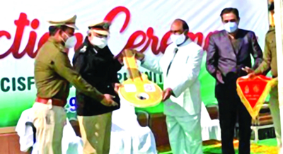 CISF takes over security of SSCTPP Suratgarh