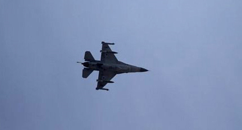 Israeli jets fly over Beirut, explosions reported in Syria