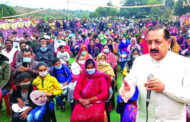 Development seen by voter, opponents pretend not to see: Dr Jitendra