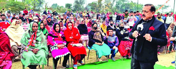 Land grabbers spreading lies about Land Law: Dr Jitendra