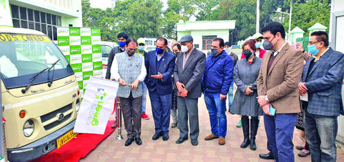 PCB launches e-waste mobile collection van in J&K