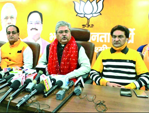 J&K, its residents suffered due to dynastic politics, Article 370: Dushyant
