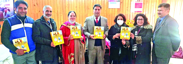 Physiology book authored by local academicians released