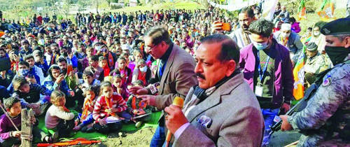 Cong, NC candidates keeping their leaders away from campaign: Dr Jitendra